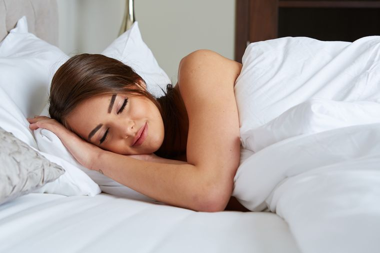 худеет во сне