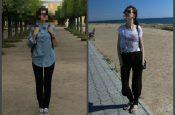 Лидия, 19 лет, избавилась от 10 кг