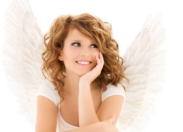 на диете ангела