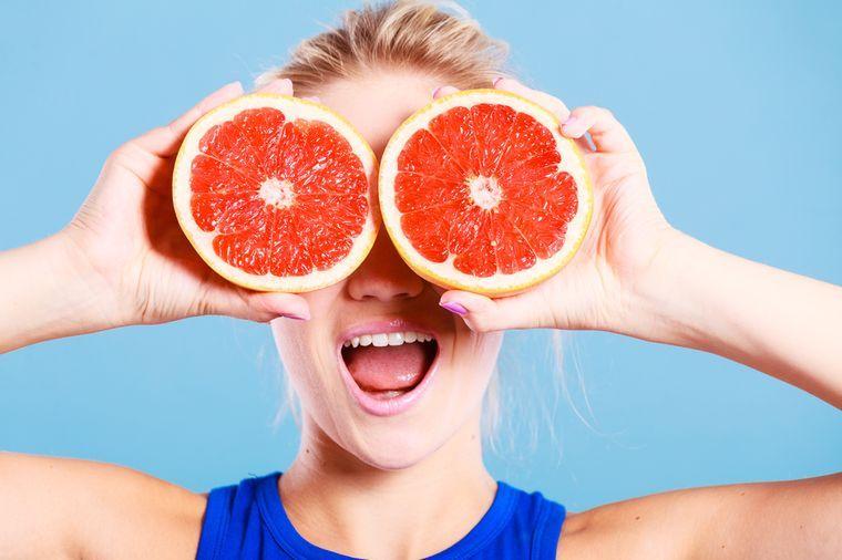 на грейпфрутовой диете