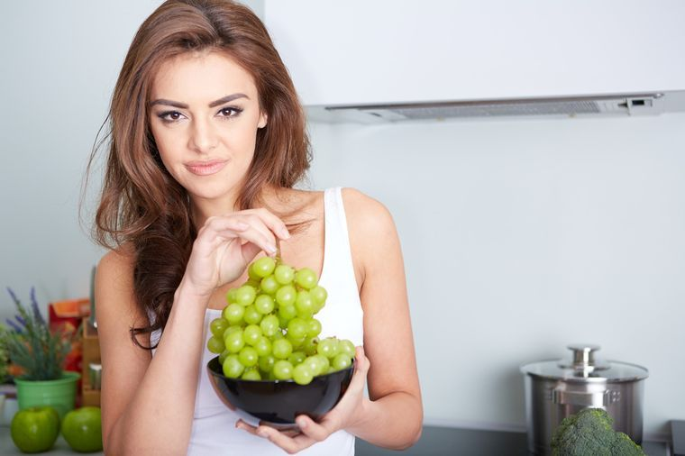 Виноградная диета для похудения: меню, результаты, варианты (+отзывы).