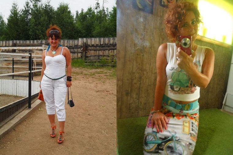 Ольга, 37 лет, похудела на 25 кг