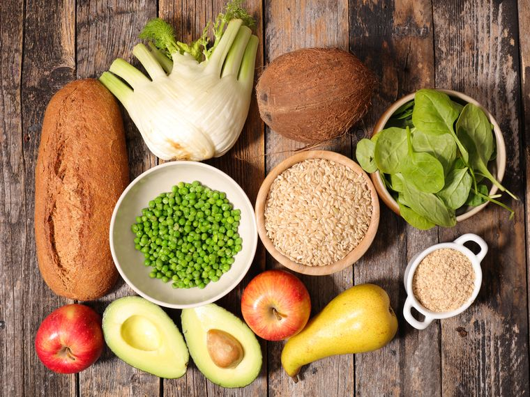 овощи фрукты хлеб