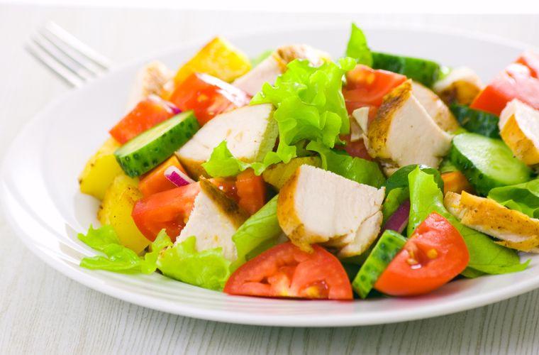 Диета на основе куриного мяса: минус 5 кг за 7 дней диеты и.