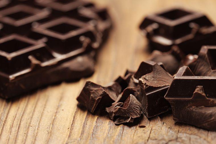 Шоколадная диета меню на каждый день