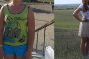 Виктория, 15 лет, избавилась от 19 кг