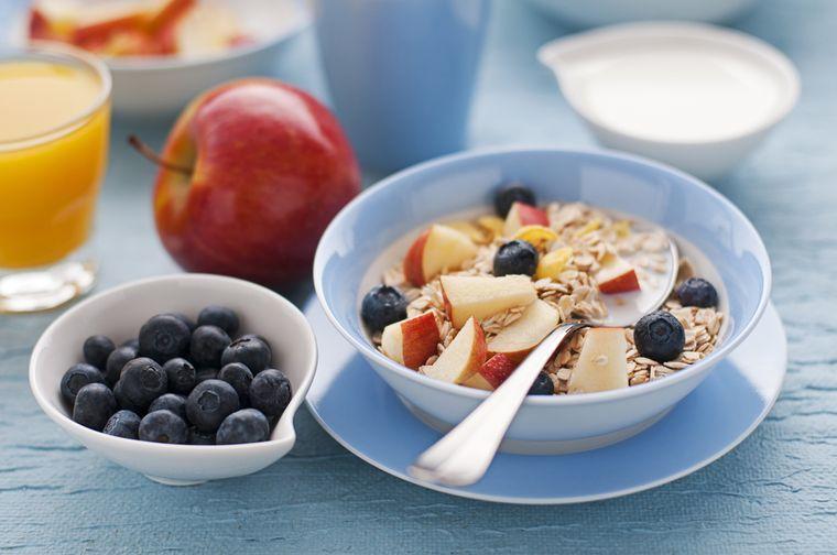завтрак при пятиразовом питании