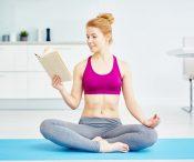 Лучшие виды тренировок, во время которых можно читать