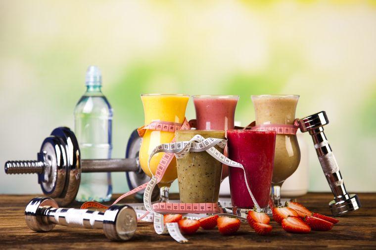 Рейтинг коктейлей для похудения