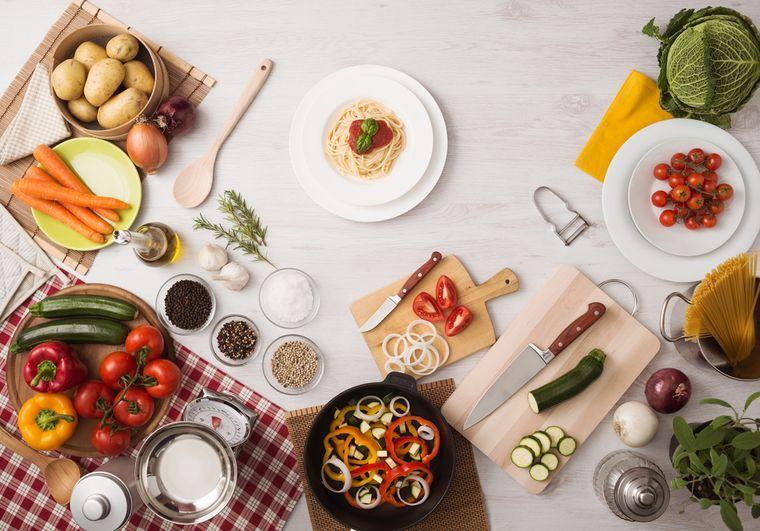 рацион средиземноморской диеты