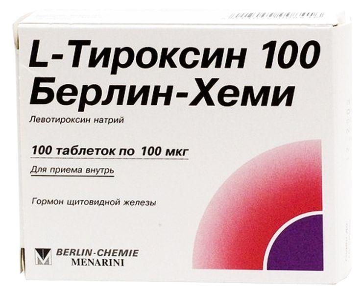 L тироксин для похудения