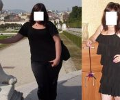 Анна, 30 лет, избавилась от 27 кг
