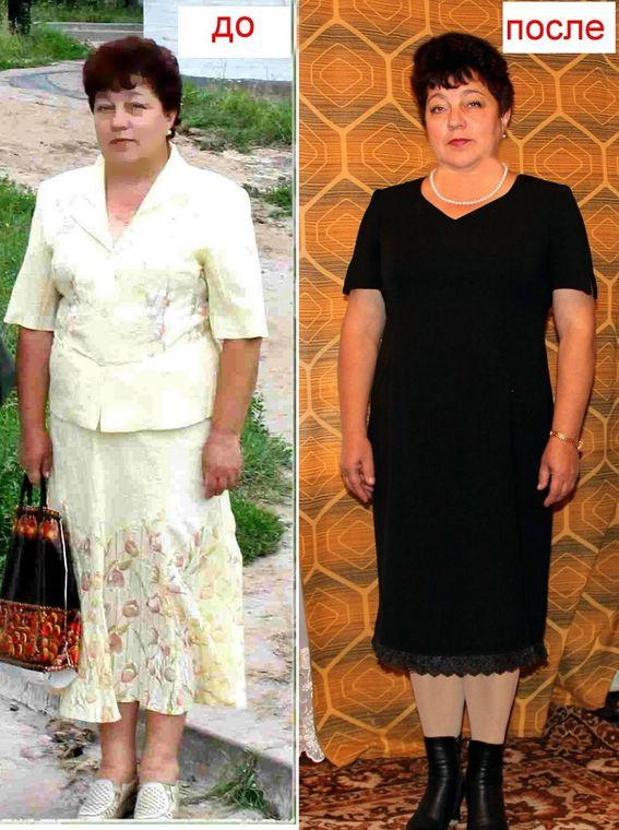 Ирина, 57 лет, похудела на 14 кг
