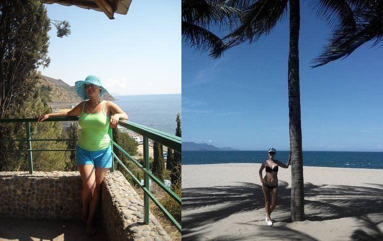 Марина, 32 года, похудела на 13 кг