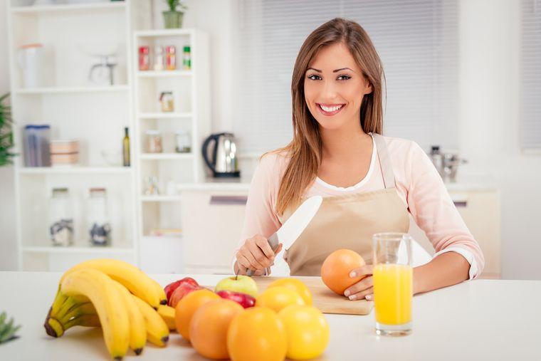Похудение на гречке и овощах