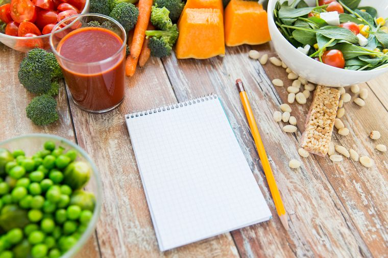 план для диеты