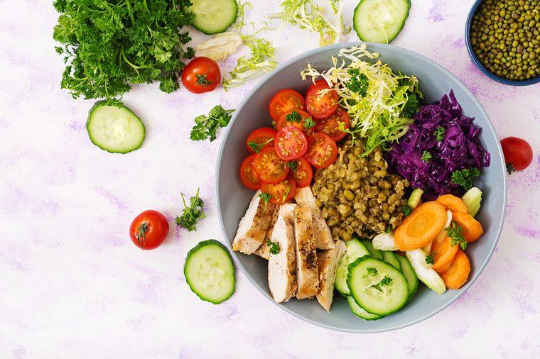 продукты для диеты на 14 дней