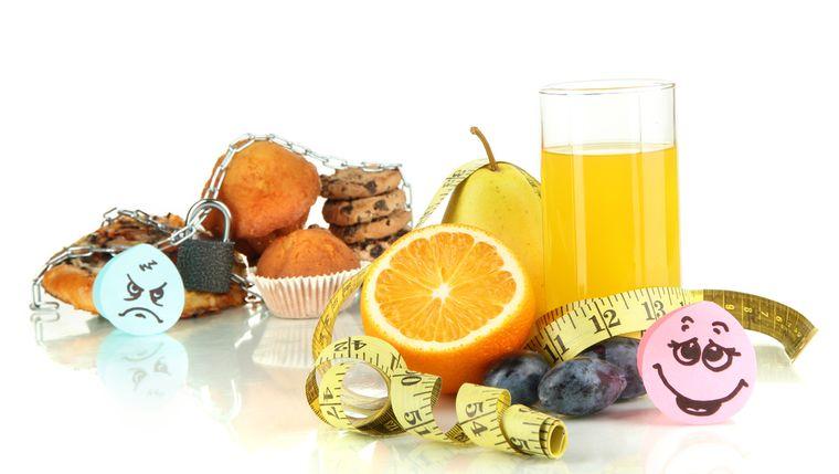 рацион углеводной диеты