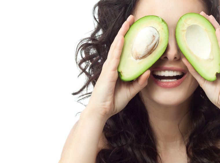 на авокадной диете