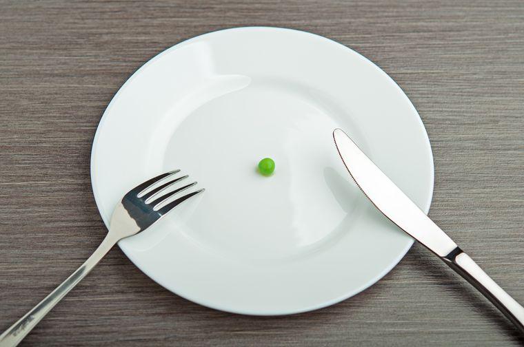 голодная диета