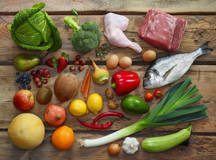 продукты для любимой диеты