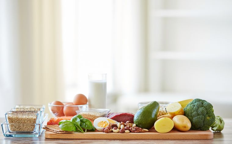 продукты для сухой диеты