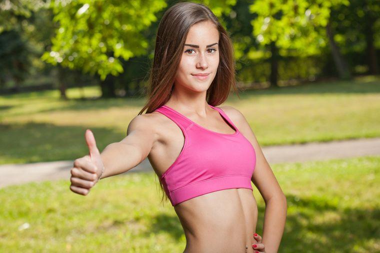 девушка на диете похудела на 4 кг