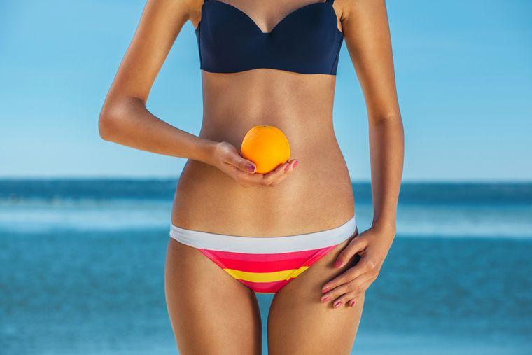 девушка на диете похудела на 7 кг
