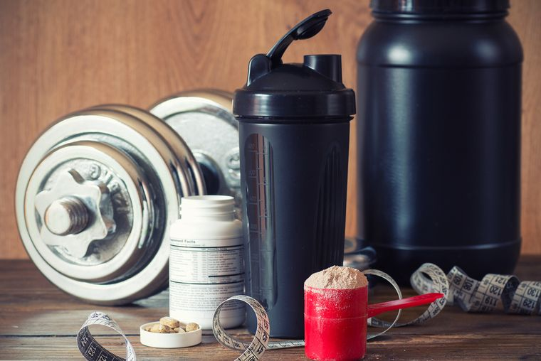 коктейль - основа протеиновой диеты