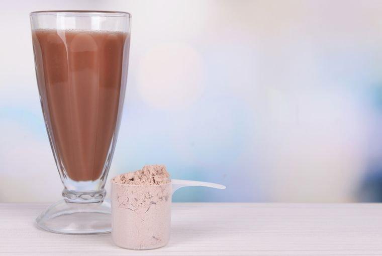 протеиновый коктейль