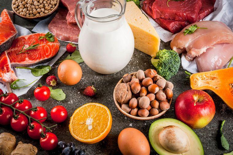 продукты для сбалансированной диеты