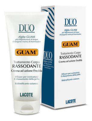 укрепляющий крем Guam Duo с охлаждающим эффектом