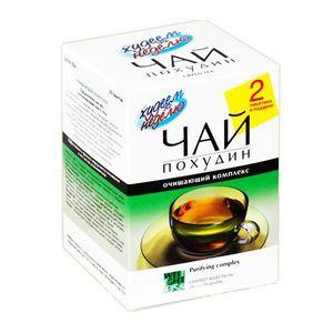 чай похудин очищающий комплекс