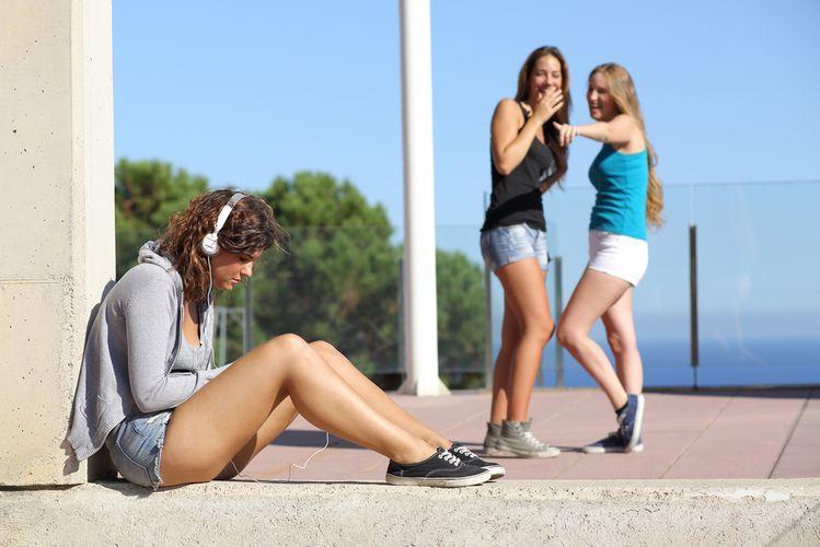 девочки подростки