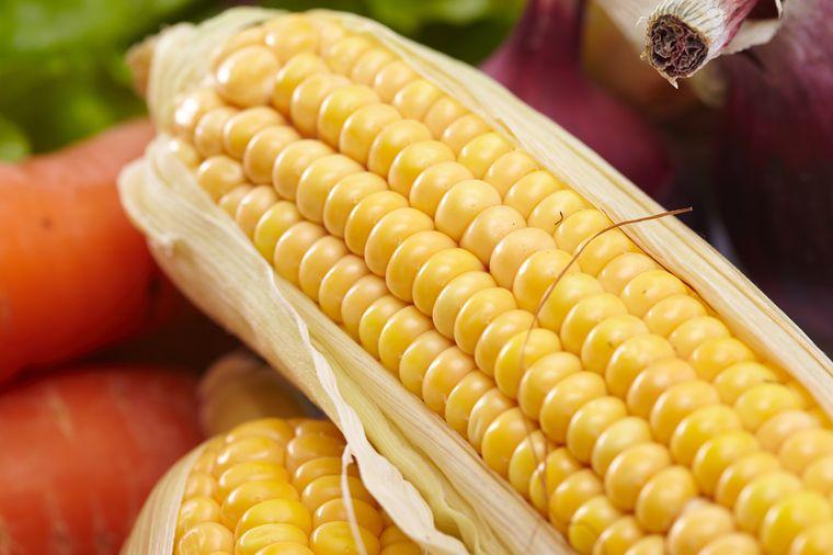кукурузный початок