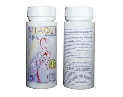 Капсулы Миаози для похудения, состав, инструкция по применению, отзывы