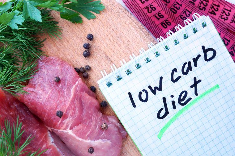 ни низкоуглеводной диете
