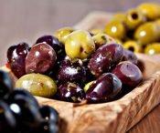 Калорийность оливок