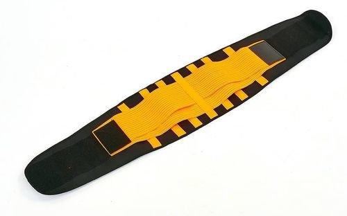 пояс экстрим пауэр белт черный с желтым