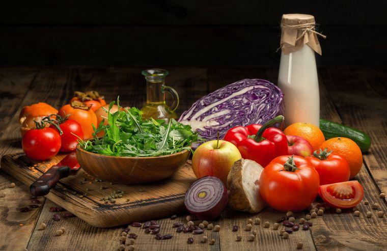 продукты для бесшлаковой диеты