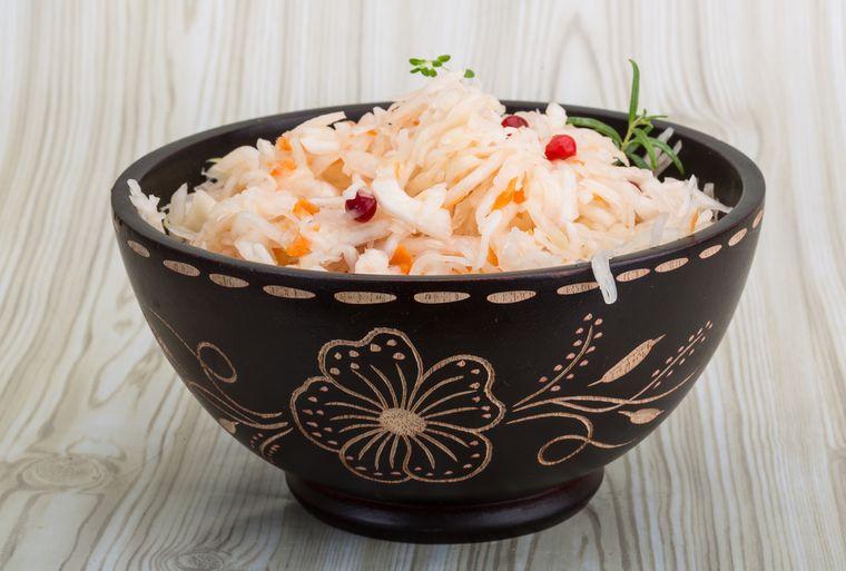 продукты для диеты на квашеной капусте