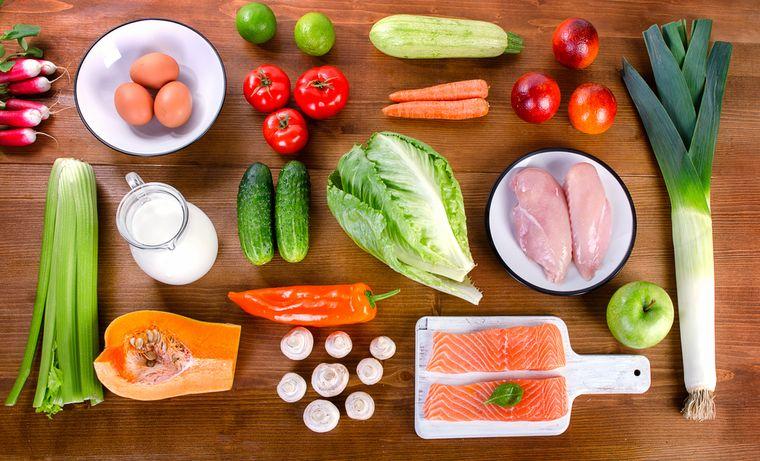 продукты для метаболической диеты
