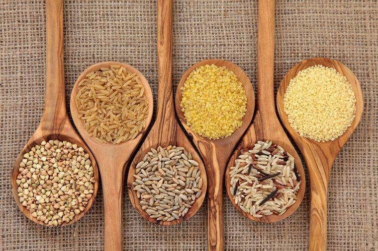 продукты для злаковой диеты