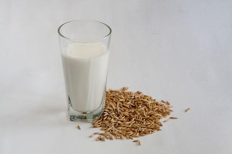 пшеница и молоко