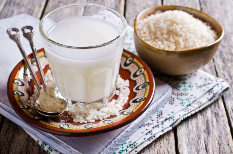 рисовый кисель