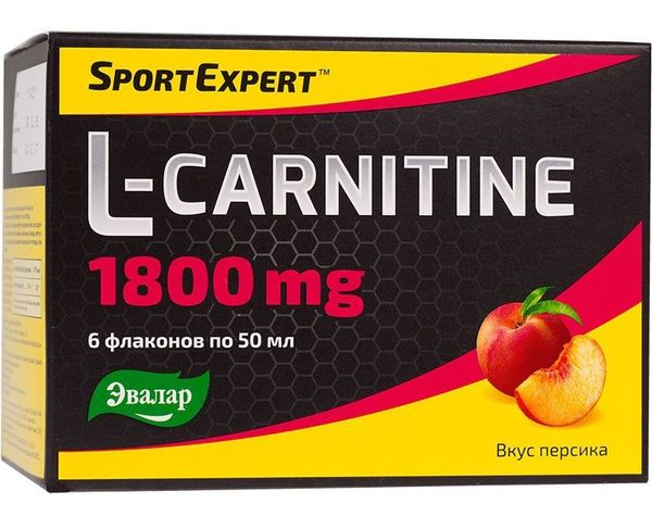 спортэксперт л-карнитин 1800