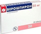 Верошпирон для похудения